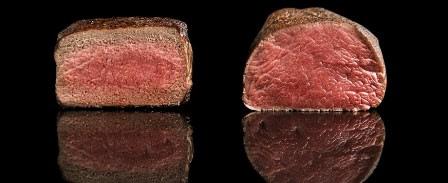 Fleisch mit sous vide garer zubereiten
